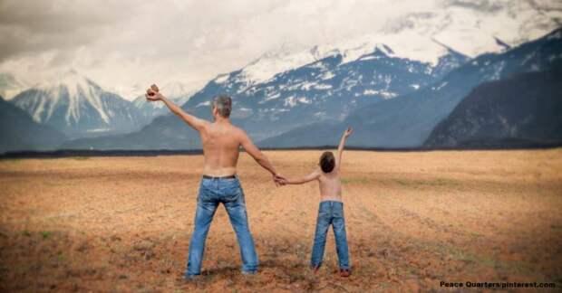 6 вещей, которые дети наследуют только от отцов