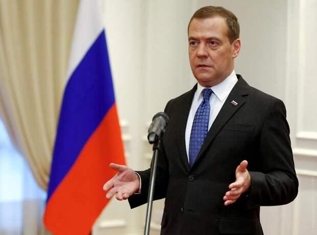 Дмитрий Медведев. Фото: Reuters
