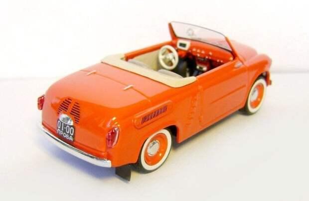 Уникальные модели советских автомобилей, которых никогда не существовало авто, автодизайн, газ, запорожец, моделизм, модель, москвич, советские автомобили