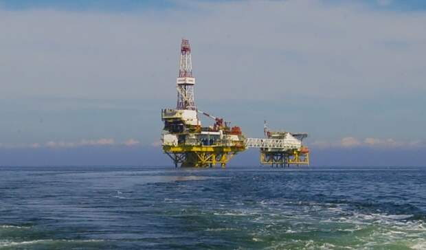 Ноту направила Литва России всвязи работойнефтяной платформы уКалининграда