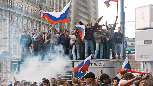 Манежка-2002. Бунт «карланов»