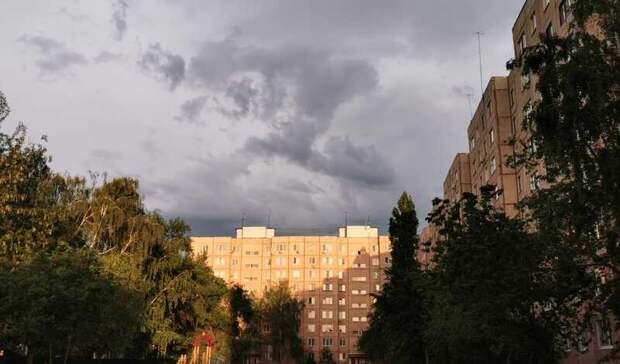 Напраздничные выходные синоптики обещают оренбуржцам дожди игрозы