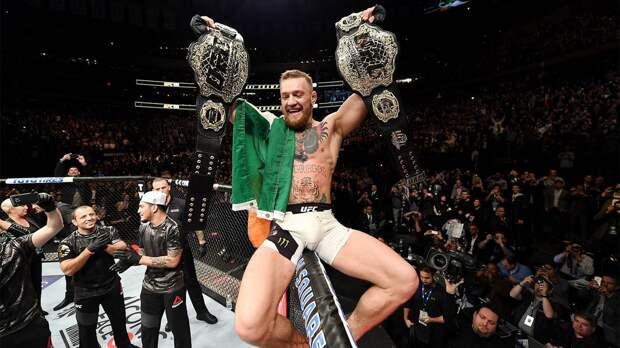На Макгрегора подали многомиллионный иск накануне его боя с Порье на UFC 257
