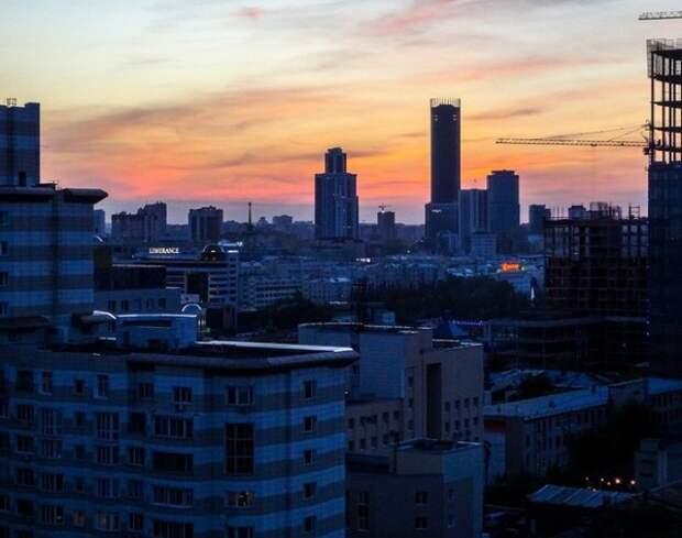 Роспотребнадзор и МЧС не выявил превышений концентрации вредных веществ в Екатеринбурге