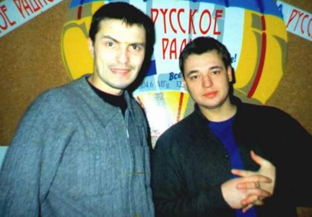 Алексей Потехин и Сергей Жуков | Фото: muslib.ru