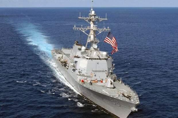 Baijiahao: США не сумели отомстить России за позор Chafee в Японском море