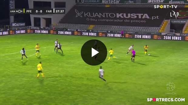Highlights: Paços de Ferreira 0-2 SC Farense (Liga 20/21 #28)