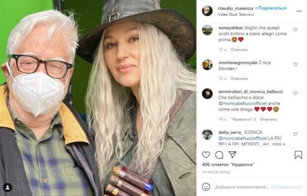 """56-летняя Моника Беллуччи тряхнула """"стариной"""", перекрасившись в блондинку: """"Просто не узнать"""""""