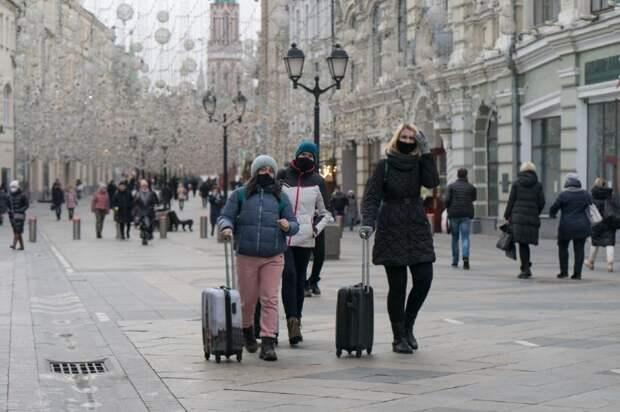 Самыми желанными городами для переезда россияне считают Москву, Санкт-Петербург иТюмень: Новости ➕1, 13.05.2021
