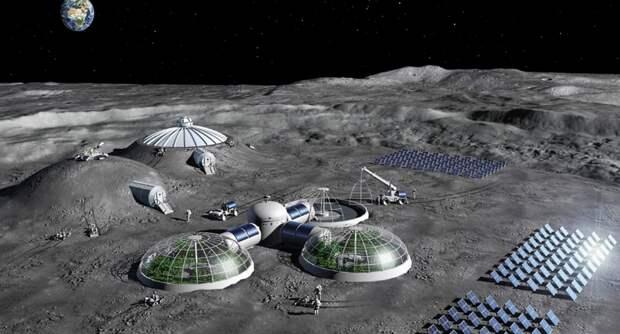 Ученый рассказал, как должна выглядеть безопасная станция на Луне
