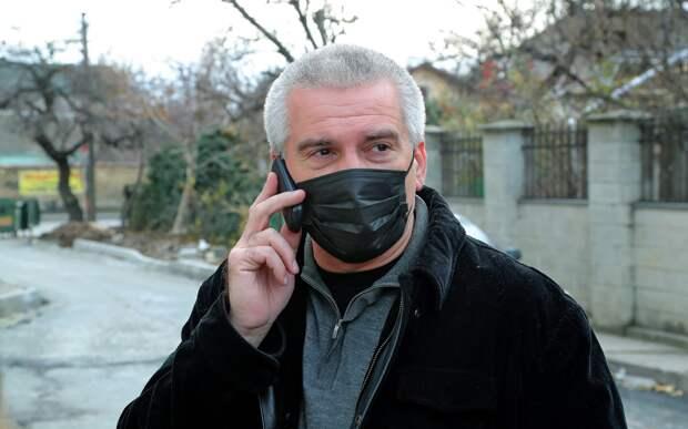Аксенов оказался первым среди губернаторов под ударом