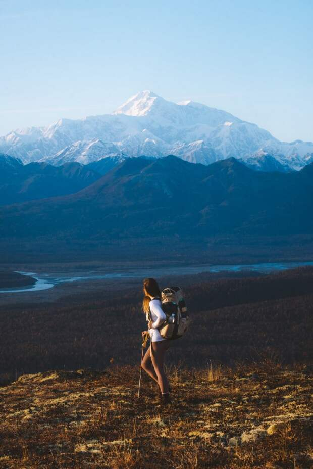 Красивые горные пейзажи Люка Конаржевски