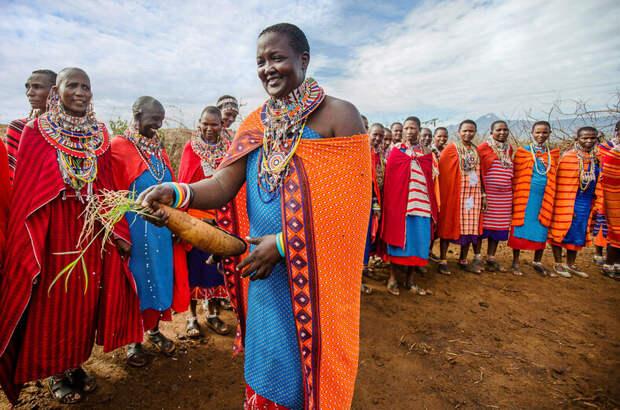 Африканские племена, которые можно посетить без риска для жизни