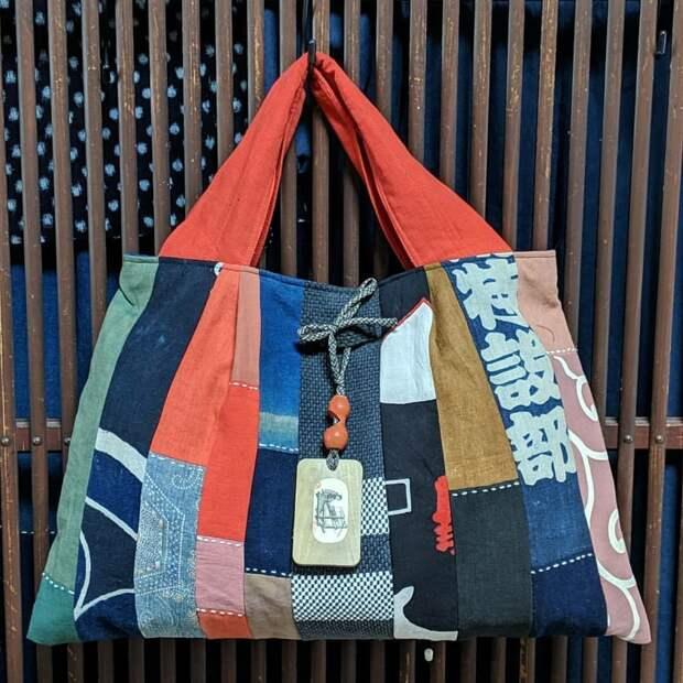 Лоскутные сумочки. Вдохновение в каждом стежке)