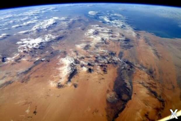Фотография, сделанная космонавтом Ант...