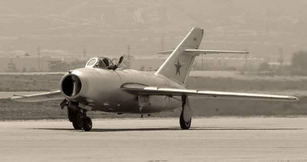 Первые победы советской авиации в Корее