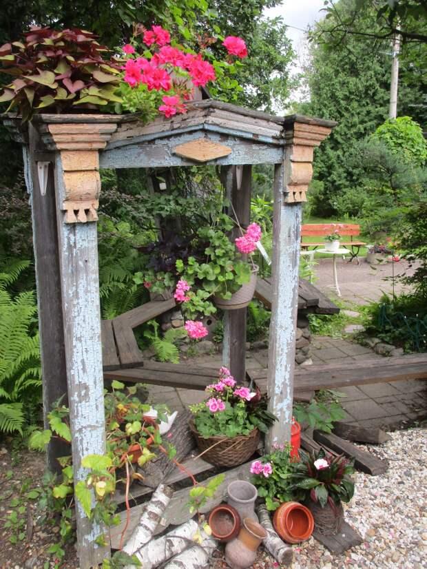 Тверской Ботанический сад распахнет «Бабушкины окна»