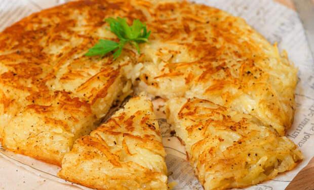 Завтрак для лентяев на всю семью: трем картошку и разбиваем яйца