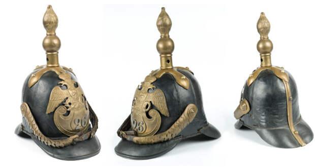 Прототипом немецкой каски с пикой послужила русская модель / Фото: commons.wikimedia.org