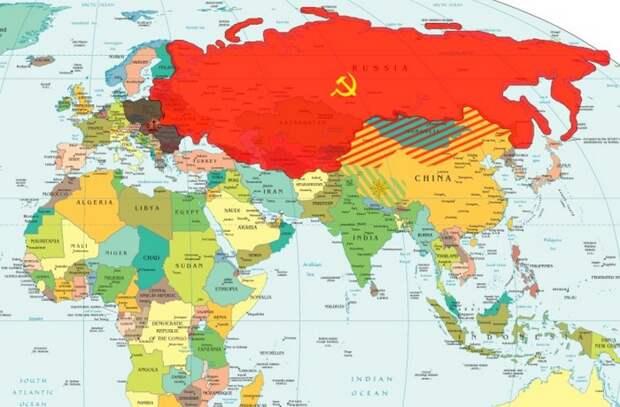 9 стран, которых не стало на карте мира в XX веке