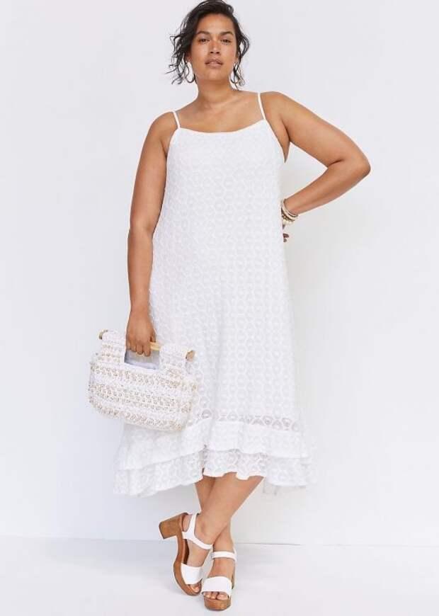 24 белых летних платья: стильного, легко и элегантно
