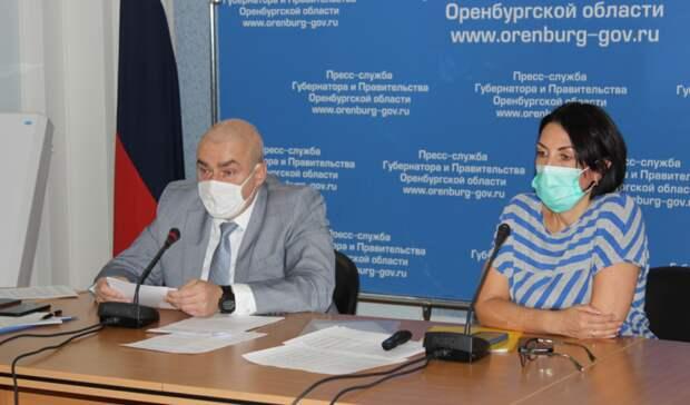 В Оренбуржье более 479 тысяч человек прошли вакцинацию от коронавируса