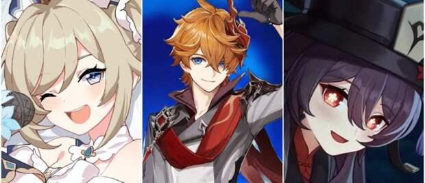 10 самых раздражающих персонажей Genshin Impact