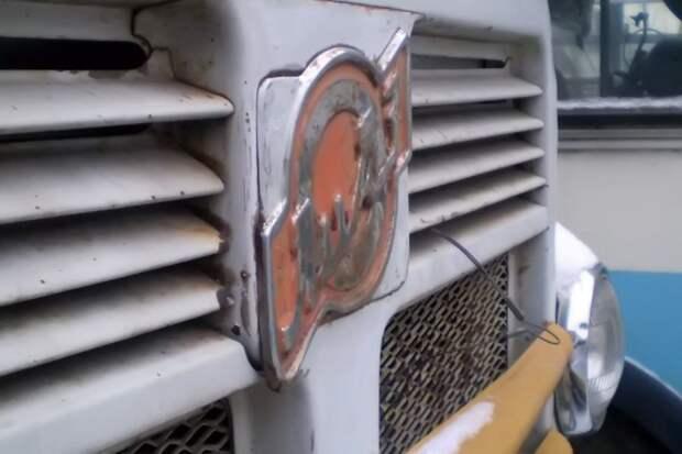 """ЗИЛ-158В: Первенец ЛиАЗа, или """"коробочка"""" для изотопов"""