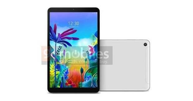 LG G Pad 8: рендеры и некоторые характеристики будущего планшета