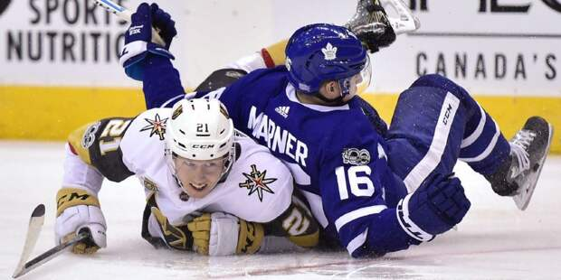 «Вегас» обыграл «Торонто» в матче НХЛ
