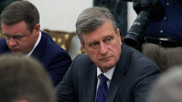 Пресс-служба кировского губернатора опровергла слух о возможной отставке