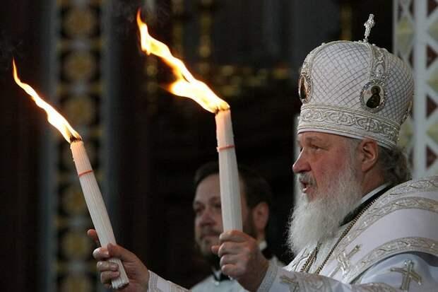 Патриарх Кирилл стал настоятелем главного храма Вооруженных сил России