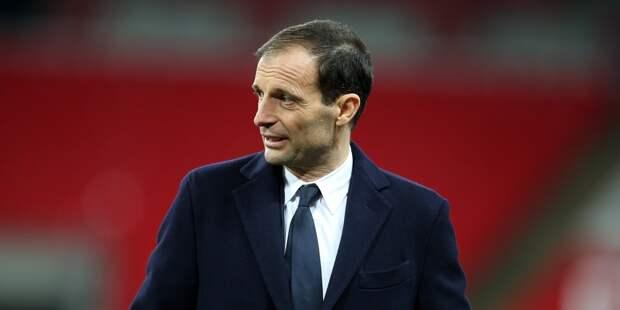 Назван новый главный тренер «Ювентуса»