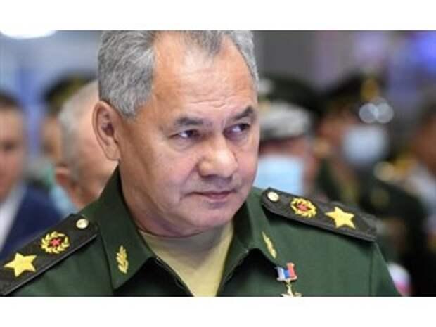 Военная делегация России во главе с Шойгу прибыла в Белоруссию
