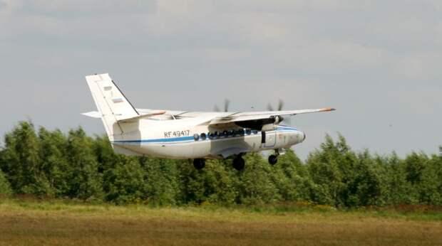 Число погибших во время крушения самолета в Кузбасе возросло