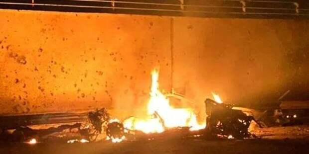 «Ложная тревога». В Иране отрицают подготовку покушения на посла США из-за убийства генерала Сулеймани