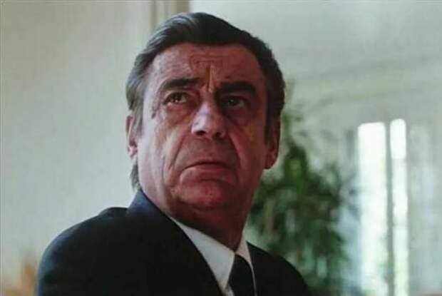 Кто скрывался под маской зловещего адвоката Терразини из сериала «Спрут»