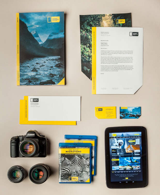 National-geographic-business-card-designs-&-rebranding-project-5