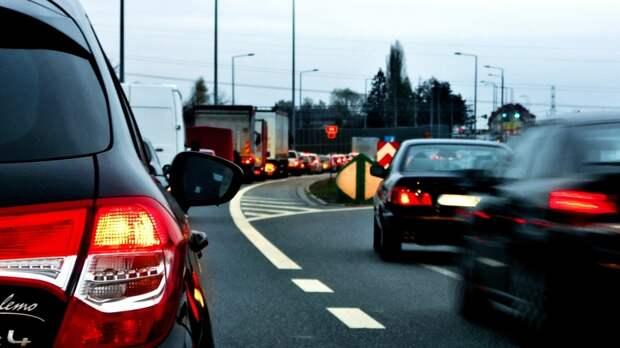 В ГИБДД не поддержали снижение максимальной скорости в городах России