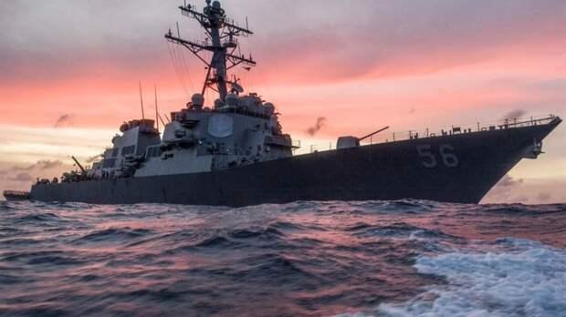 """Эсминец """"Лабун"""" ВМС США. Источник изображения: http://overbag.ru"""
