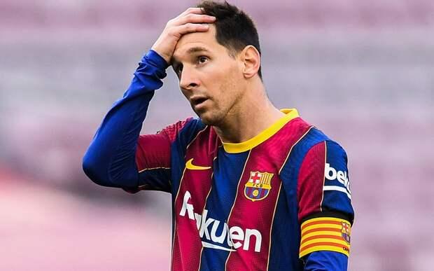 Месси еще не получал от «Барселоны» официального предложения о продлении контракта