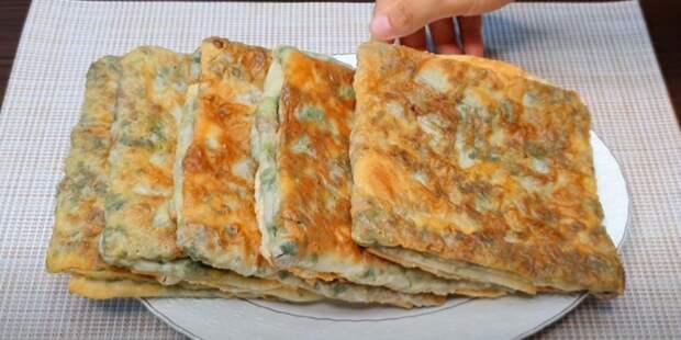 Соседка таджичка поделилась старинным рецептом вместо пирожков. Покоряет сразу, век живи, век учись