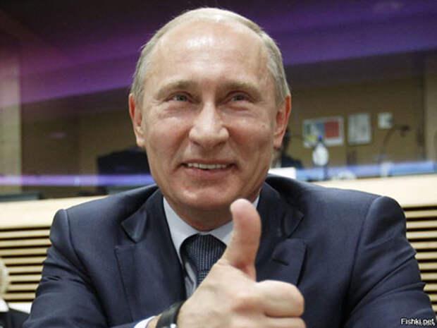 Путин решил посмотреть «Последнюю жертву»