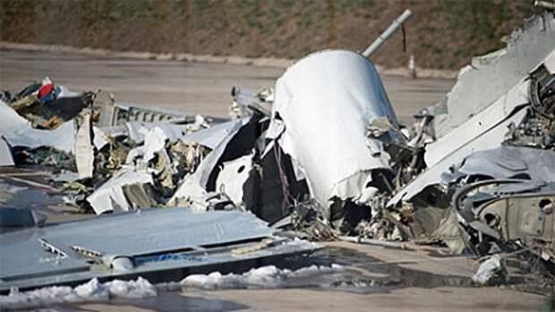авиакатастрофа, ту-154, самолет
