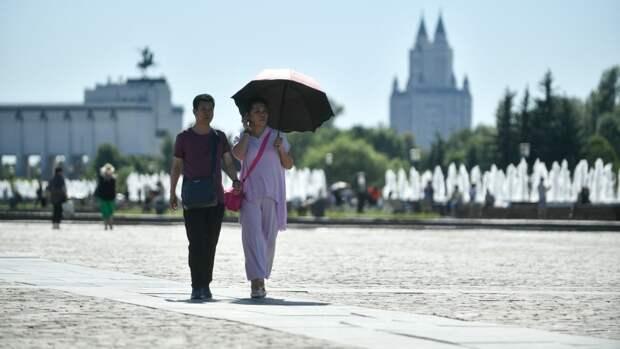 Синоптики Гидрометцентра рассказали о погоде в Москве 19 июня
