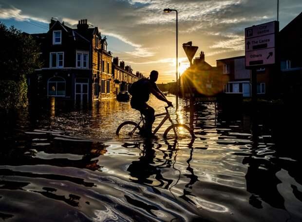 Наводнение в Карлайле