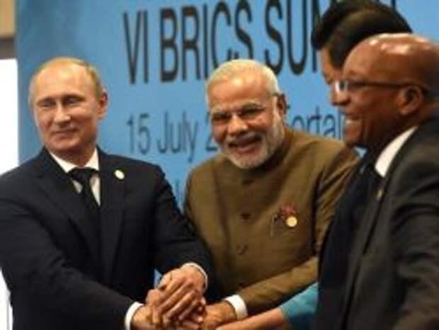Новость на Newsland: Для многих мировых лидеров Путин стал эталоном