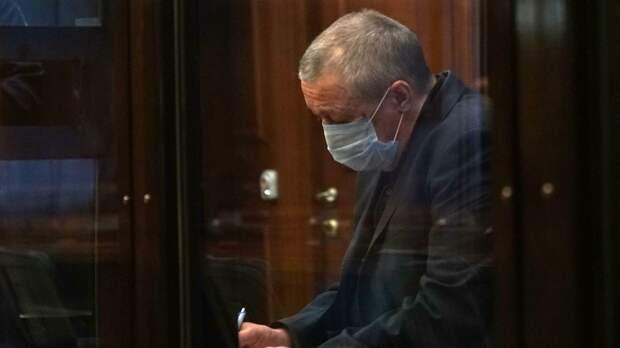 Михаил Ефремов пообещал судье больше не пить