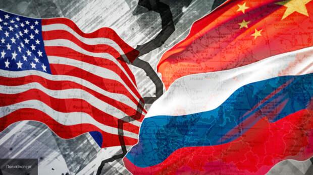 О геополитической схватке Китая и США за глобальное лидерство