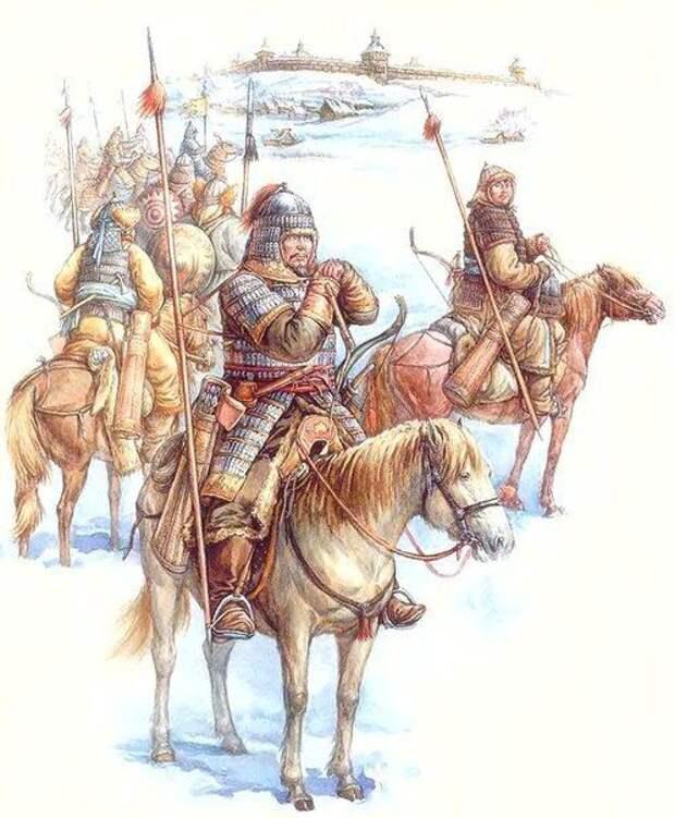 ПРОБЛЕМЫ СНАБЖЕНИЯ МОНГОЛЬСКОЙ АРМИИ И ПУТИ ИХ РЕШЕНИЯ ВО ВРЕМЯ БАТЫЕВА НАШЕСТВИЯ НА СЕВЕРО-ВОСТОЧНУЮ РУСЬ В 1237-1238 ГОДАХ